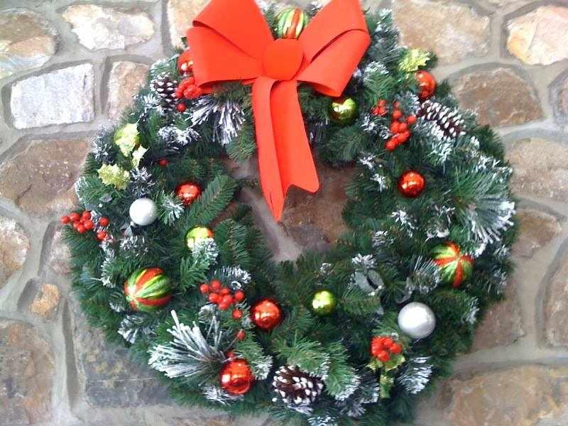 3 Foot Wreath - Customer Image