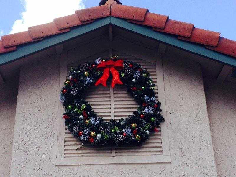 4 Foot Wreath - - Customer Image