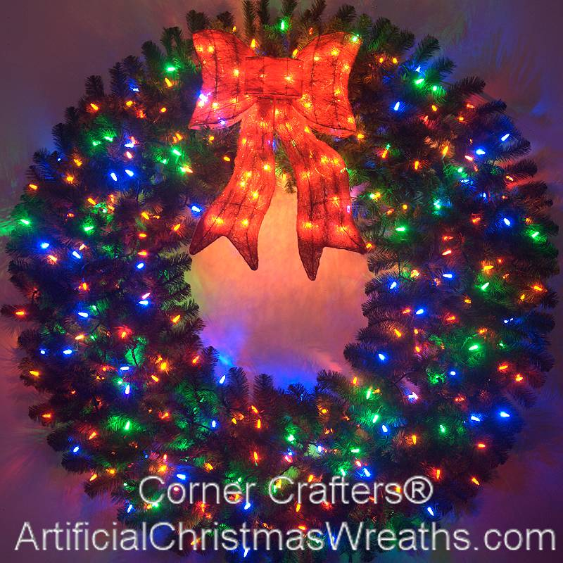 60 Inch Christmas Wreath