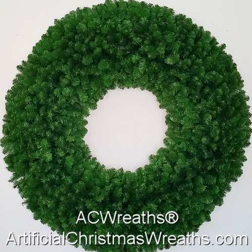 5 Foot (60 inch) Christmas Wreath (without lights)
