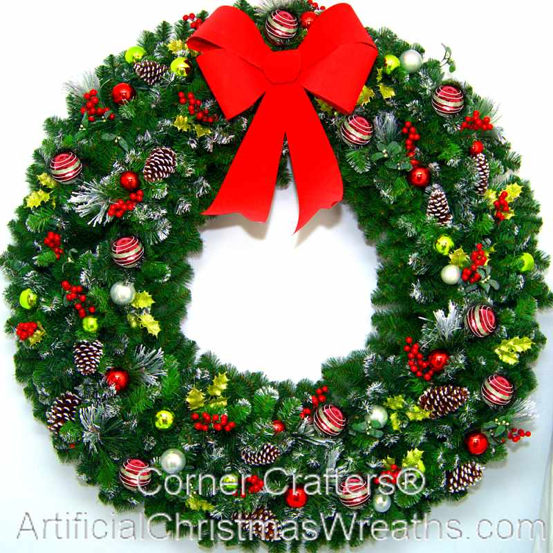 60 INCH CHRISTMAS MAGIC WREATH