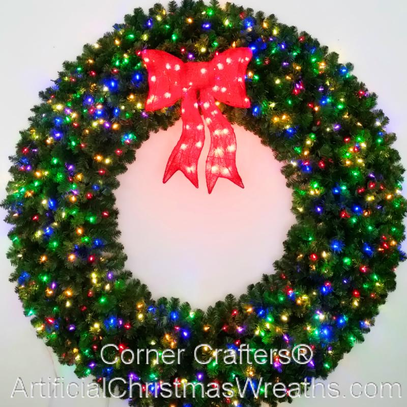 Commercial Christmas Garland