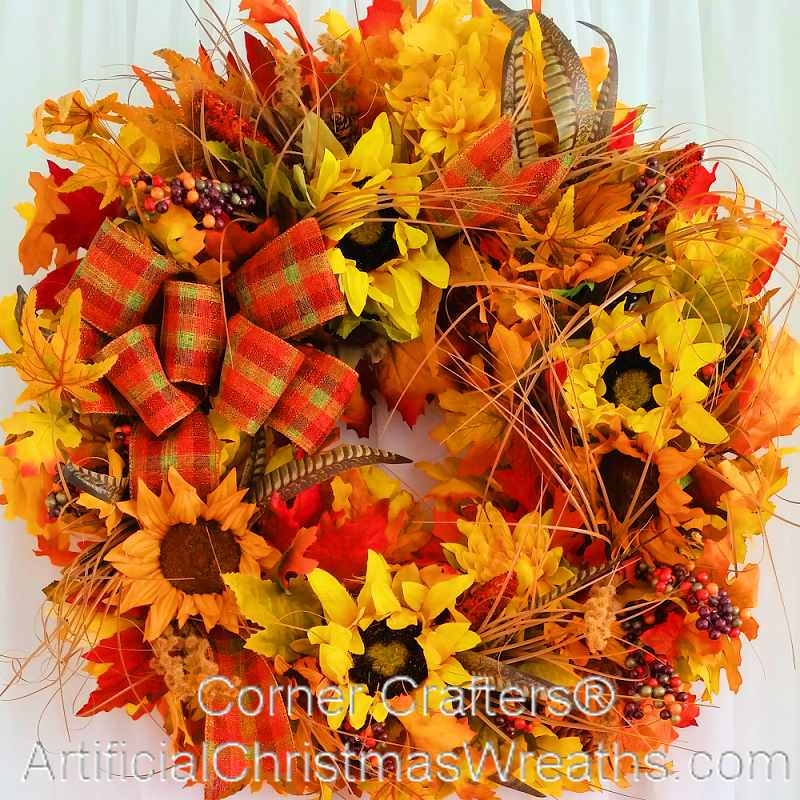 FALL FESTIVAL WREATH