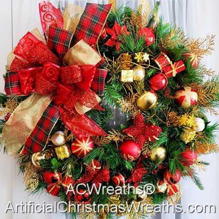 Christmas Magic Wreath