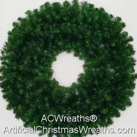 3 Foot (36 inch) Christmas Wreath (without lights)