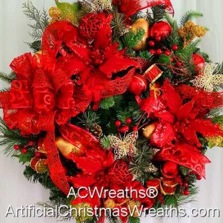 Tis the Season Christmas Wreath